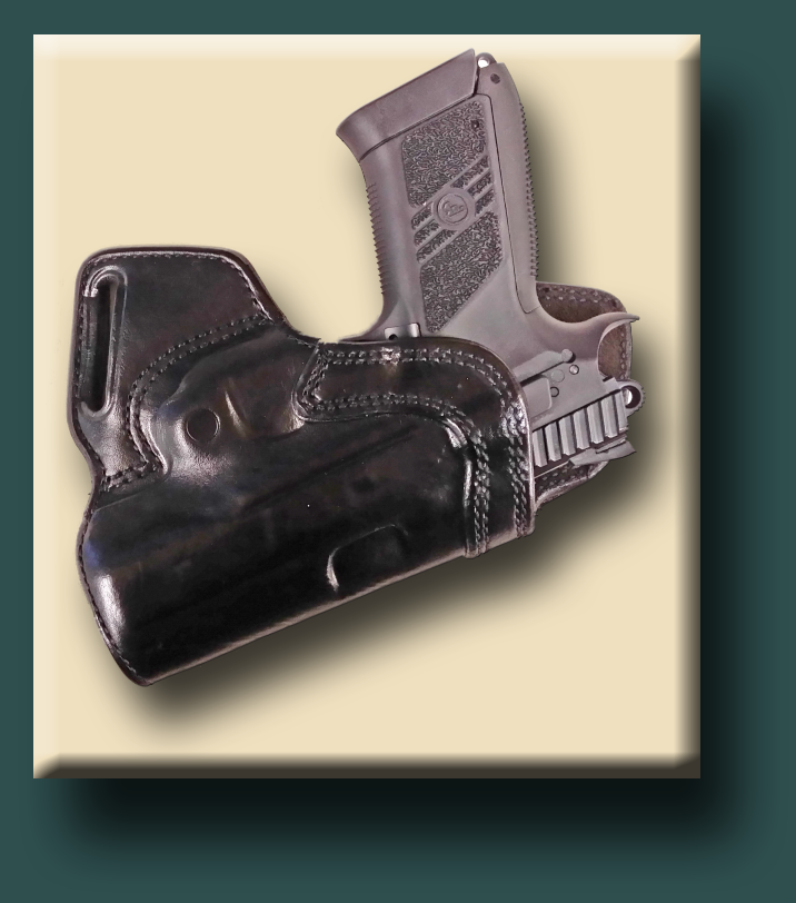 SMALL OF THE BACK HOLSTERS